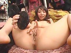 Horny Japanese model Ringo Akai, Mirai Hirose, Saya Namiki in Fabulous Teens, Solo Female JAV scene