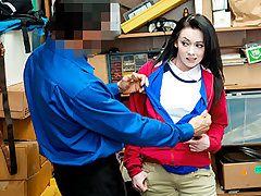 Athena Rayne in Case No. 6925331 - Shoplyfter